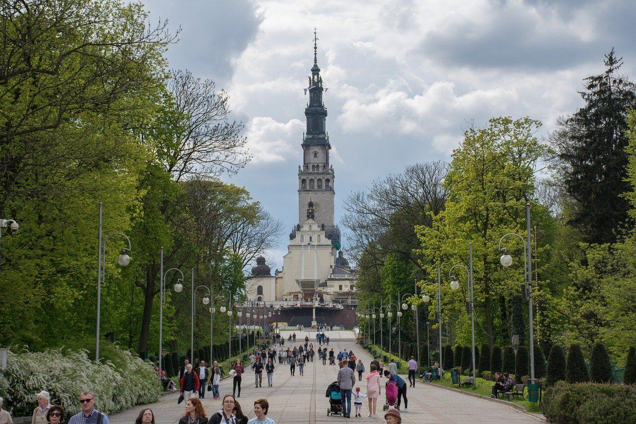 ceremonia pogrzebowa Częstochowa